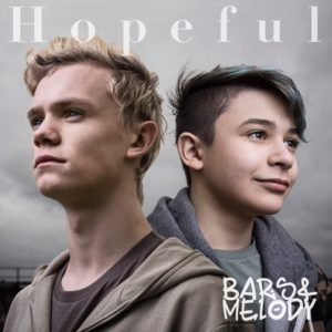 Bars & Melody「Hopeful」ジャケ写