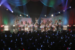 SKE48 柴田阿弥 卒業コンサート「柴田阿弥卒業感謝祭〜でも阿弥ちゃんからは卒業しません!〜」より ©AKS