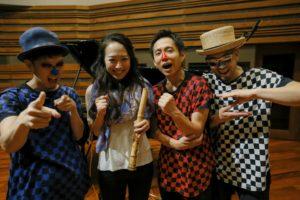 Bamboo Flute Orchestra&H ZETTRIO