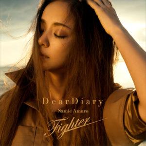安室奈美恵 Single「Dear Diary / Fighter」[CD]ジャケ写
