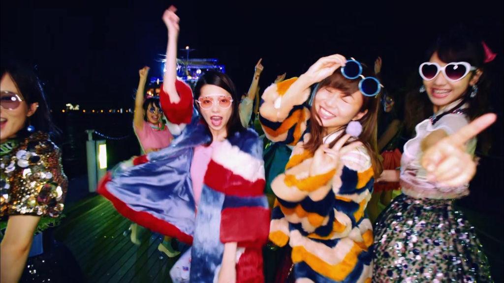 AKB48 46thシングル 「ハイテンション」MVより