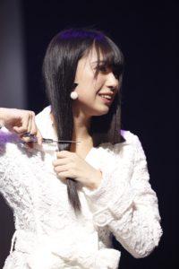 「みんなが主役!SKE48 59人のソロコンサート ~未来のセンターは誰だ?~」2日目・昼公演より ©AKS