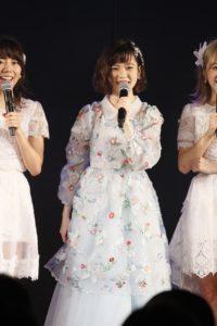 AKB48 島崎遥香卒業公演より ©AKS