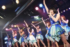 AKB48劇場 特別公演 田中将大「僕がここにいる理由」千秋楽公演より ©AKS