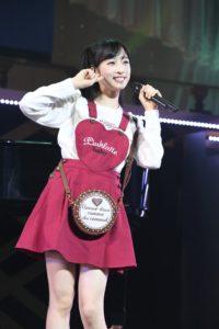 AKB48チーム8 新春!チーム8祭り「小栗有以の乱」より ©AKS